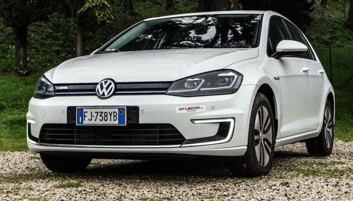 Prova Volkswagen e-Golf 2018: Tanta autonomia, comfort e stile! - Foto 4 di 27
