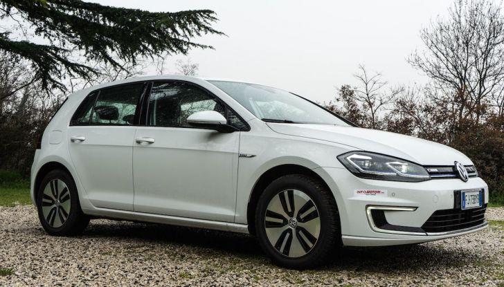 Prova Volkswagen e-Golf 2018: Tanta autonomia, comfort e stile! - Foto 23 di 27