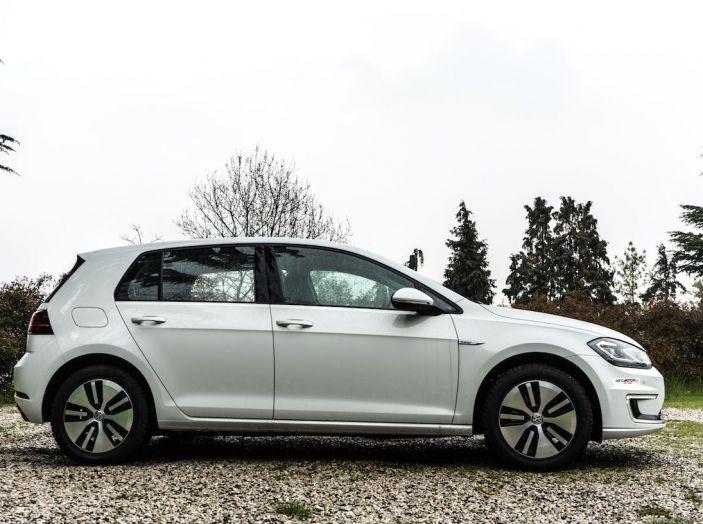 Prova Volkswagen e-Golf 2018: Tanta autonomia, comfort e stile! - Foto 24 di 27