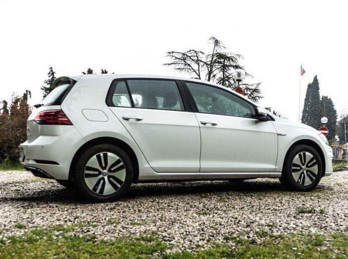 Prova Volkswagen e-Golf 2018: Tanta autonomia, comfort e stile! - Foto 25 di 27