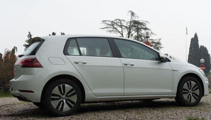 Prova Volkswagen e-Golf 2018: Tanta autonomia, comfort e stile! - Foto 27 di 27