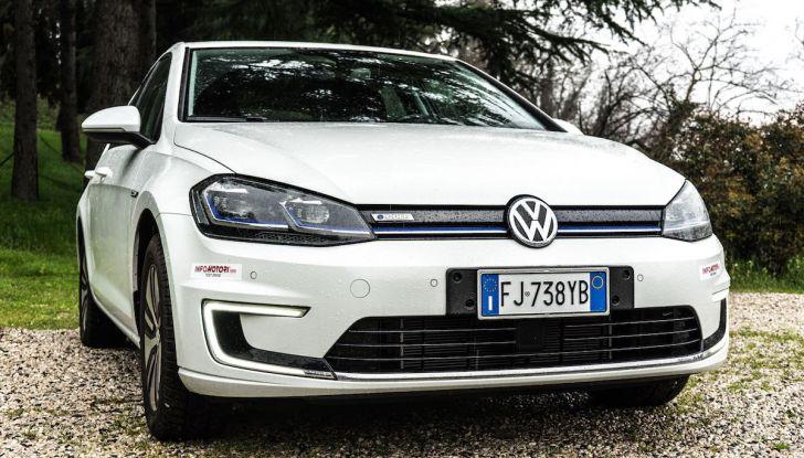Prova Volkswagen e-Golf 2018: Tanta autonomia, comfort e stile! - Foto 10 di 27