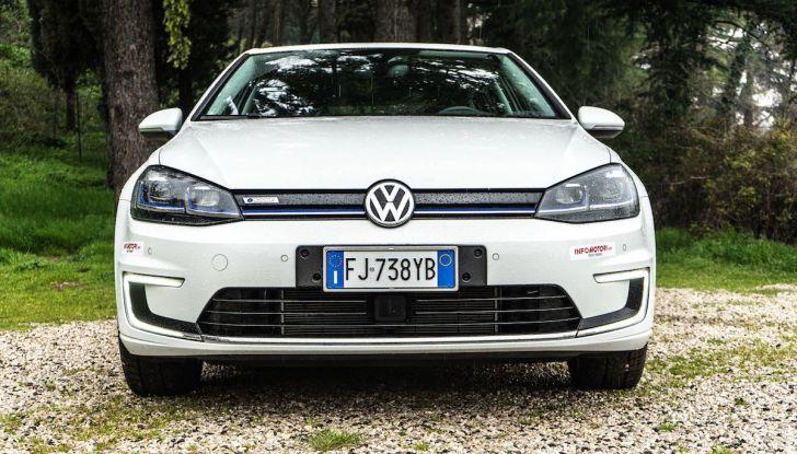 Prova Volkswagen e-Golf 2018: Tanta autonomia, comfort e stile! - Foto 2 di 27