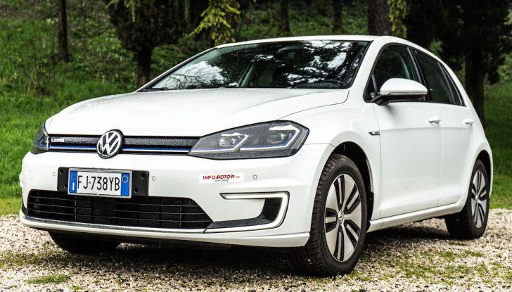 Consegnata a Dresda la Volkswagen e-Golf numero 100.000 - Foto 1 di 27