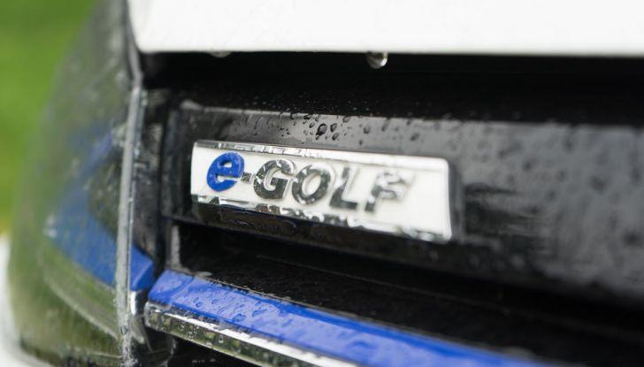 Prova Volkswagen e-Golf 2018: Tanta autonomia, comfort e stile! - Foto 11 di 27