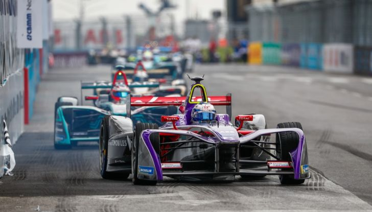 Il Team DS Virgin Racing punta alla vittoria anche a Parigi - Foto 1 di 3