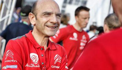 La C3 R5 debutta in Corsica: le dichiarazioni del team Citroën