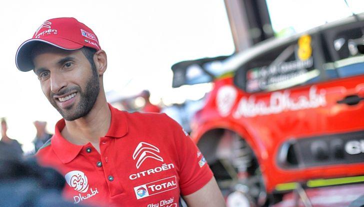 WRC Argentina: le dichiarazioni del team Citroën prima della gara - Foto 4 di 4