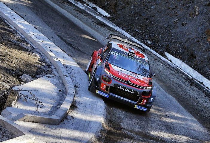 WRC Corsica 2018 – Giorno 1: la C3 WRC di Kris Meek in terza posizione - Foto 4 di 9