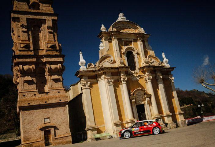 WRC Corsica 2018 – Giorno 1: la C3 WRC di Kris Meek in terza posizione - Foto 5 di 9