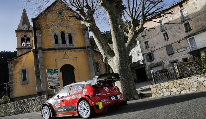WRC Corsica 2018 – Giorno 3: gran finale per le Citroën C3 WRC nella Power Stage - Foto 4 di 9
