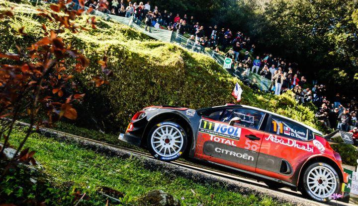 WRC Corsica 2018 – shakedown: le Citroën C3 WRC pronte per la sfida - Foto 6 di 6