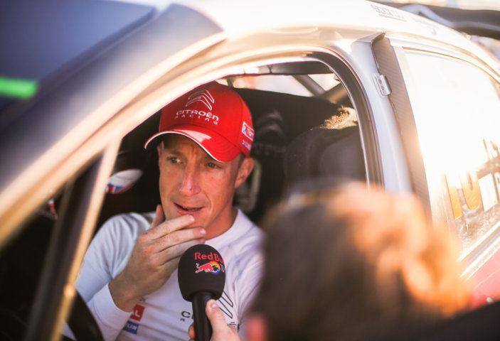 WRC Corsica 2018 – Giorno 2: vicende alterne per le Citroën C3 WRC. - Foto 11 di 11