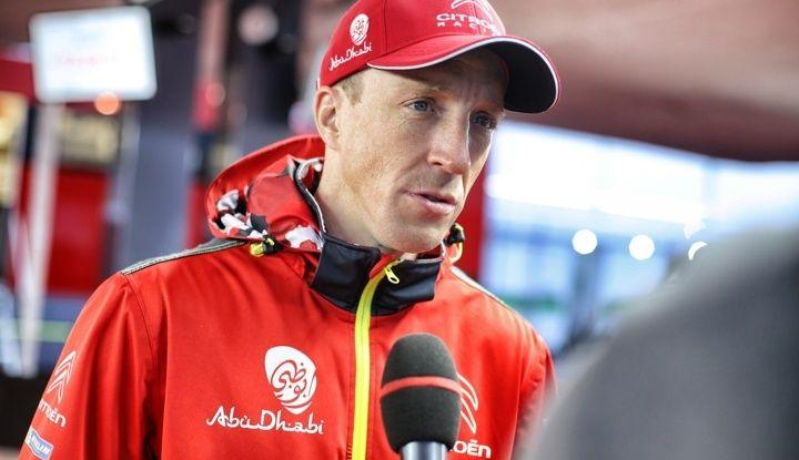 WRC Corsica 2018 – shakedown: le dichiarazioni del team Citroën - Foto 1 di 2
