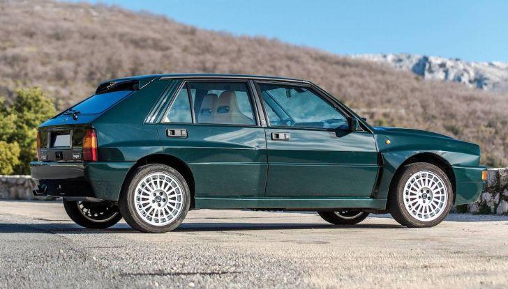 Lancia Delta Integrale HF all'asta con RM Shoteby's a Montecarlo - Foto 2 di 17