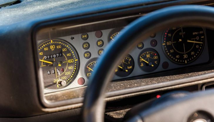 Lancia Delta Integrale HF all'asta con RM Shoteby's a Montecarlo - Foto 11 di 17