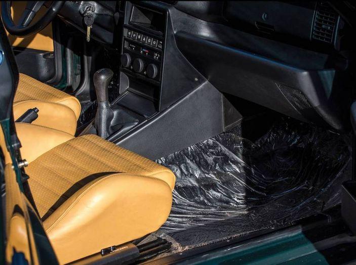 Lancia Delta Integrale HF all'asta con RM Shoteby's a Montecarlo - Foto 13 di 17