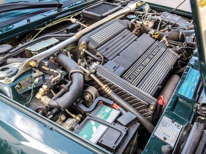 Lancia Delta Integrale HF all'asta con RM Shoteby's a Montecarlo - Foto 17 di 17