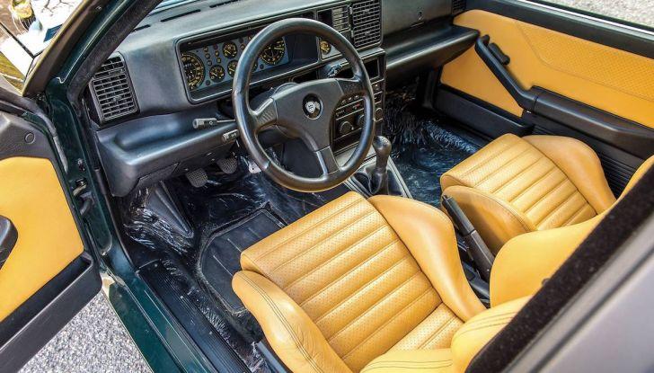 Lancia Delta Integrale HF all'asta con RM Shoteby's a Montecarlo - Foto 5 di 17