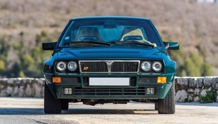 Lancia Delta Integrale HF all'asta con RM Shoteby's a Montecarlo - Foto 3 di 17
