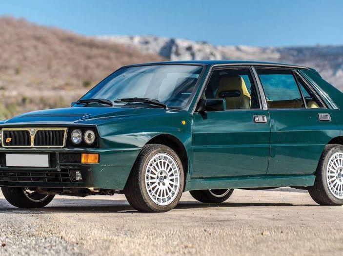 Lancia Delta Integrale HF all'asta con RM Shoteby's a Montecarlo - Foto 1 di 17