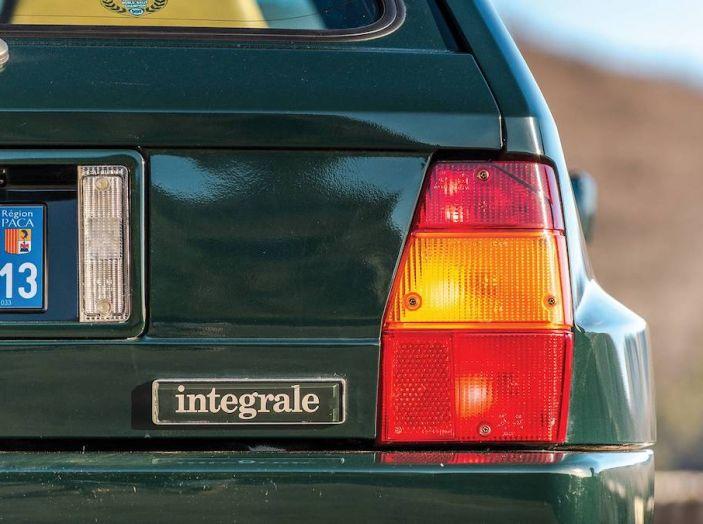 Lancia Delta Integrale HF all'asta con RM Shoteby's a Montecarlo - Foto 8 di 17