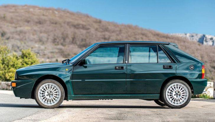 Lancia Delta Integrale HF all'asta con RM Shoteby's a Montecarlo - Foto 4 di 17