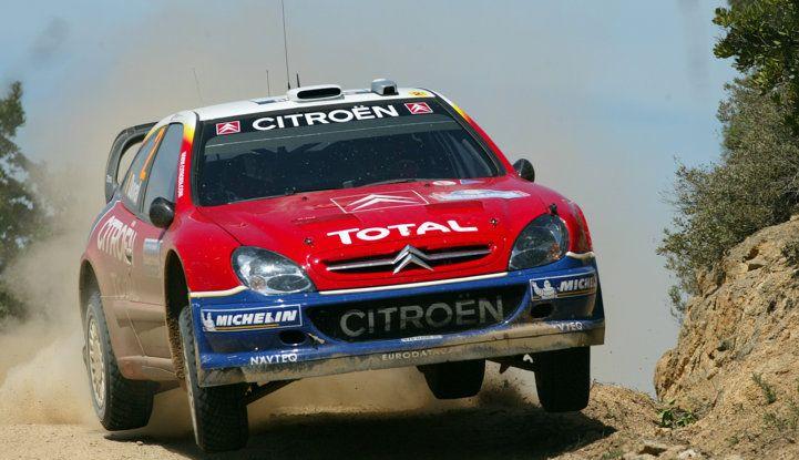 WRC Sardegna: la storia delle vittorie del team Citroën - Foto 6 di 7