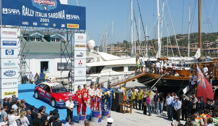 WRC Sardegna: la storia delle vittorie del team Citroën - Foto 5 di 7