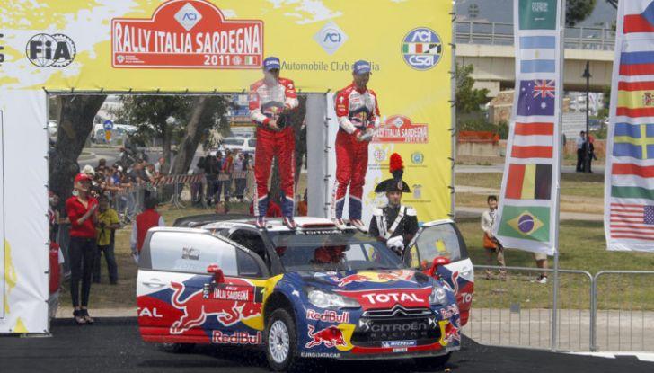 WRC Sardegna: la storia delle vittorie del team Citroën - Foto 3 di 7