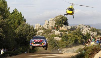 WRC Sardegna: la storia delle vittorie del team Citroën