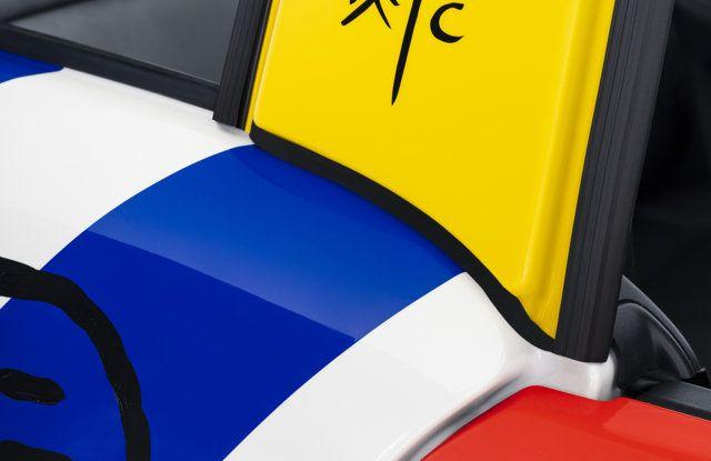 Art Car E-MEHARI: un'opera esclusiva per i 50 anni di Citroën Mehari - Foto 12 di 14