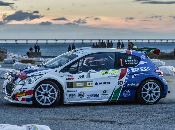 Peugeot sul secondo gradino del podio al Targa Florio 2018 - Foto 3 di 6