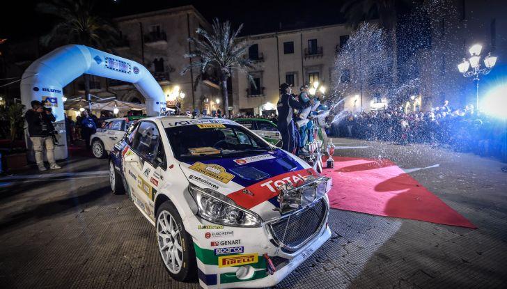 Peugeot sul secondo gradino del podio al Targa Florio 2018 - Foto 6 di 6