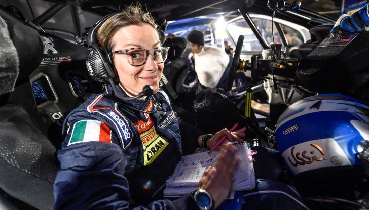 Voce a Paolo Andreucci (Peugeot 208 T16) prima della gara siciliana - Foto 1 di 3