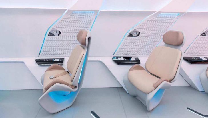 BMW Designworks e la capsula Hyperloop per viaggi di lusso - Foto 2 di 9