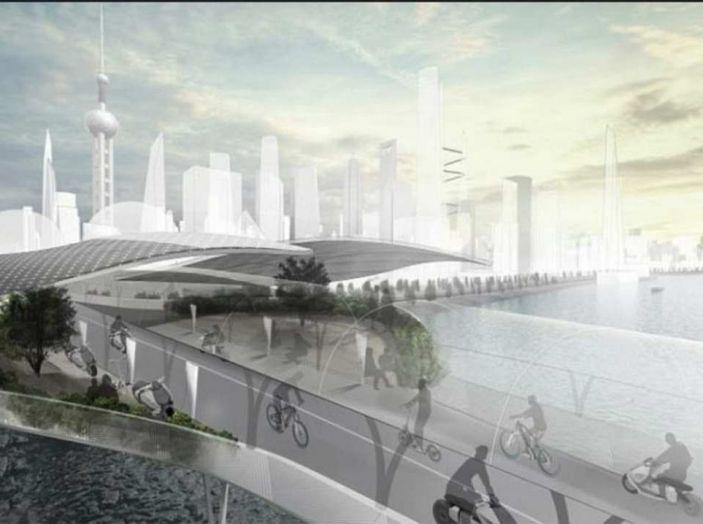 BMW Designworks e la capsula Hyperloop per viaggi di lusso - Foto 4 di 9
