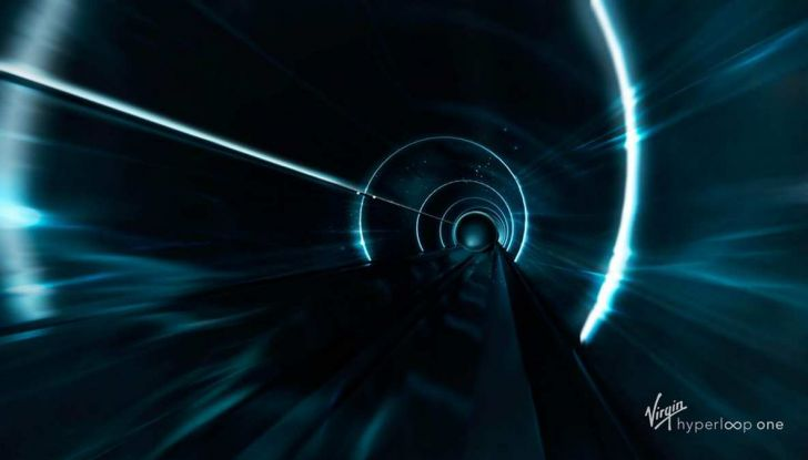 BMW Designworks e la capsula Hyperloop per viaggi di lusso - Foto 5 di 9