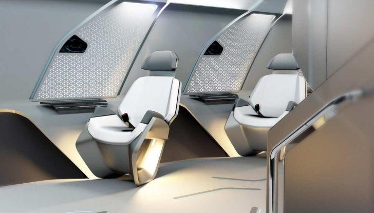 BMW Designworks e la capsula Hyperloop per viaggi di lusso - Foto 7 di 9