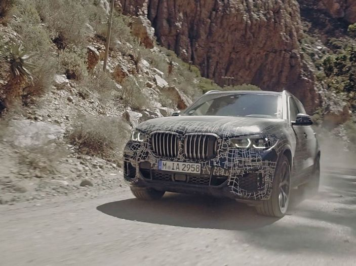 Nuova BMW X5: test e immagini ufficiali della nuova generazione - Foto 4 di 8