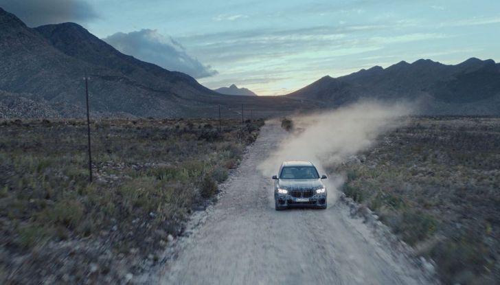 Nuova BMW X5: test e immagini ufficiali della nuova generazione - Foto 7 di 8