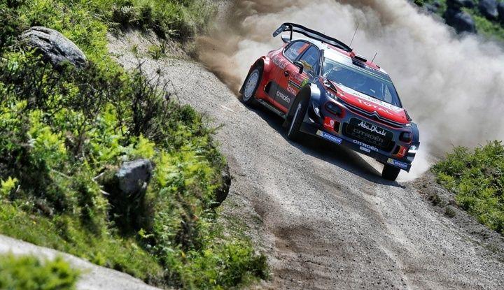 WRC Portogallo 2018: i numeri del Rally e i ricordi del team Citroën - Foto 2 di 2