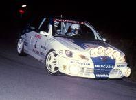 La storia rallistica di Peugeot all'isola d'Elba