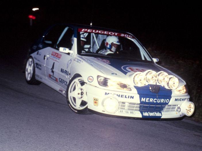 La storia rallistica di Peugeot all'isola d'Elba - Foto 1 di 4