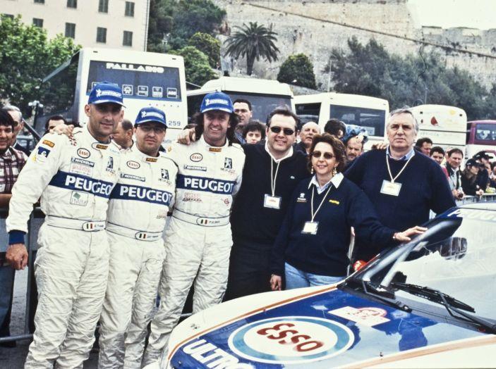 La storia rallistica di Peugeot all'isola d'Elba - Foto 4 di 4