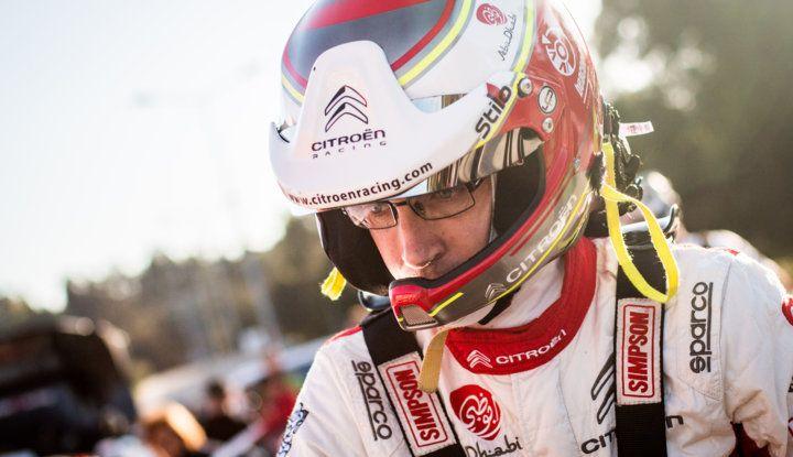 WRC Portogallo 2018: le dichiarazioni dei piloti Citroën a fine gara - Foto 1 di 3
