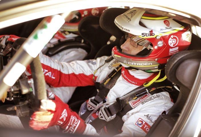 WRC Portogallo 2018: i piloti Citroën al termine dello shakedown - Foto 2 di 3