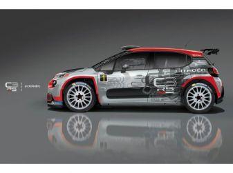 In Portogallo la Citroën C3 R5 pronta alla prova su terra