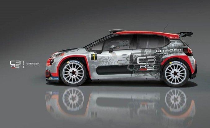 In Portogallo la Citroën C3 R5 pronta alla prova su terra - Foto  di