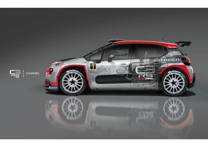 In Portogallo la Citroën C3 R5 pronta alla prova su terra - Foto 1 di 1